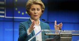 Φον ντερ Λάιεν: Δικαιολογημένες οι επιφυλάξεις της Γερμανίας για το κορονο-ομόλογο