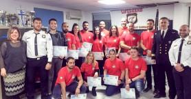Είκοσι νέοι εθελοντές ναυαγοσώστες