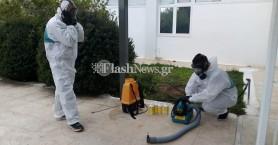 Κλειστός ο Δήμος Χερσονήσου λόγω του πρώτου κρούσματος στην Κρήτη! (φωτο)