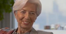 Κορωνοϊός -Λαγκάρντ: Η οικονομία της ευρωζώνης θα συρρικνωθεί κατά 8% έως 12% το 2020