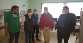 Σε ετοιμότητα το νοσοκομείο Χανίων για την αντιμετώπιση κρουσμάτων κορωνοϊού