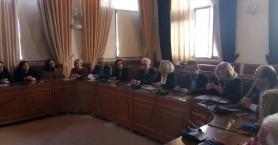 Eυρεία σύσκεψη ενημέρωσης στην Λότζια για τον κορονοϊό
