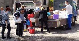 Διανομή προϊόντων σε πληθυσμούς Ρομά από τον Δήμο Χανίων