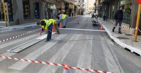 Συνεχίζονται οι εργασίες από τα συνεργεία του δήμου Χανίων