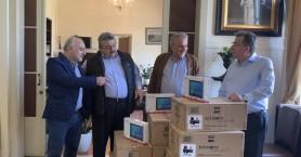 Ηλεκτρονικές ταμπλέτες (tablets) για τις ανάγκες μαθητών στα Χανιά