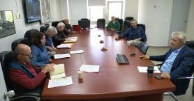 Συνάντηση Διευθύνοντα Συμβούλου με το Σωματείο Εργαζομένων του Ο.Α.Κ.