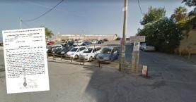 Προσφυγή κατά της απόφασης για λαϊκή αγορά στο πάρκινγκ της