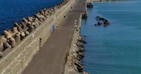 Κορωνοϊός: Απαγορεύεται η κυκλοφορία στον βόρειο λιμενοβραχίονα του Ηρακλείου