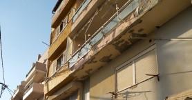 Εργατικό το ατύχημα με τραγικό θύμα έναν 65χρονο οικοδόμο στο Ηράκλειο (φωτο)