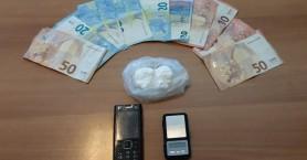 Διακινούσε ναρκωτικά στο Ηράκλειο (φωτο)