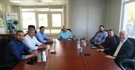 Μαρκογιαννάκης σε Παπαδογιάννη:Ο Ο.Α.Κ. αποτελεί το βασικό αναπτυξιακό εργαλείο της Κρήτης