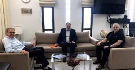 Συνεργασία ΠΕΔ Κρήτης και ΙΤΕ με στόχο την Περιφερειακή Ανάπτυξη