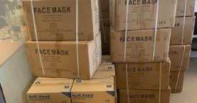 ΠΕΔ Κρήτης: 31.000 μάσκες και ζευγάρια γάντια για τους Δήμους της Κρήτης