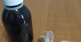 Είχε στο σπίτι του... μεθαδόνη και ηρωίνη (φωτο)