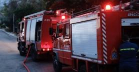 Παρανάλωμα του πυρός αυτοκίνητο στο Πατελάρι του Δήμου Πλατανιά