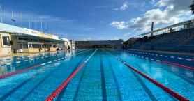 Αυτοψία των μηχανικών της ΓΓΑ στο Κολυμβητήριο Χανίων