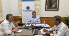 Σε στάδιο ολοκλήρωσης το μεγάλο έργο διαχείρισης απορριμμάτων στο Αμάρι (νέο κύτταρο ΧΥΤΥ)