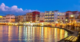 Νέα παράταση για τα σκιάδια στο παλιό λιμάνι των Χανίων