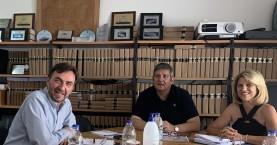 Λιμενικό Ταμείο Χανίων: Συνάντηση για το ευρωπαϊκό πρόγραμμα