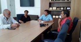 Συνάντηση Αντιπεριφερειάρχη με την διοίκηση του πολιτιστικού συλλόγου Λοφούπολης