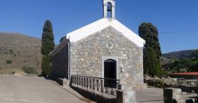Τη Κυριακή 7 Ιουνίου εορτάζει ο ιερός ναός της Αγίας Τριάδας στο Φραθιά Μεραμβέλου
