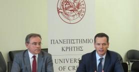 H AΔΜΗΕ στο πλευρό του Πανεπιστημίου Κρήτης με χορηγίες υποτροφιών (φώτος)