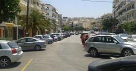 Ρέθυμνο: Ξεκινούν οι εργασίες εγκατάστασης 600 αισθητήρων σε θέσεις ελεγχόμενης στάθμευσης