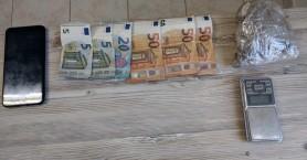 Συνελήφθη άνδρας για κατοχή ναρκωτικών ουσιών στην Κρήτη (φωτο)