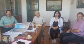 Συνάντηση ΟΛΗ - Ηράκλειας Πρωτοβουλίας