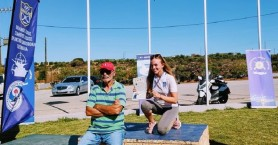 Ισοφάρισε το Παγκόσμιο ρεκόρ νεανίδων η Κατζουράκη