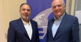 Συνάντηση Γιάννη Κουράκη με Διευθύνοντα Σύμβουλο της ΕΕΤΑΑ