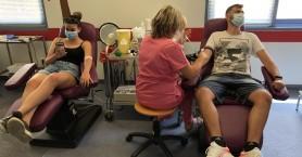 Εθελοντική αιμοδοσία ΟΝΝΕΔ και ΔΑΠ - ΝΔΦΚ Χανίων