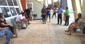 Δίπλα στους υποψήφιους ΤΕΦΑΑ οι Ν. Συριγωνάκης και Έφη Κουτεντάκη