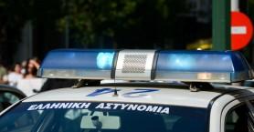 Τροχαίο ατύχημα στο Ηράκλειο: Αγροτικό συγκρούστηκε με περιπολικό!