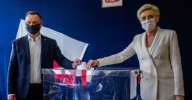 Πολωνία: Στο 24,08% η συμμετοχή των ψηφοφόρων στις προεδρικές εκλογές