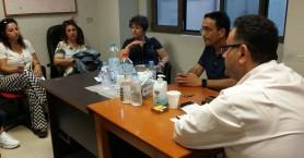 Συνάντηση του ΚΚΕ Ηρακλείου με συμβασιούχους επικουρικούς εργαζόμενους σε μονάδες υγείας