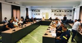 Συνεδρίασε το Συντονιστικό Τοπικό Όργανο (Σ.Τ.Ο.) Πολιτικής Προστασίας του Δήμου Χανίων