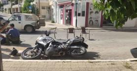 Τροχαίο ατύχημα στις Βουκολιές – Ένας τραυματίας