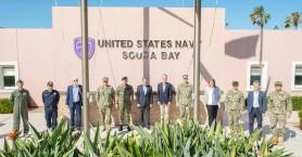 Πρέσβης ΗΠΑ - ΥΠΕΘΑ: Ο κρίσιμος ρόλος της Σούδας στην ελληνοαμερικανική συνεργασία (φωτο)