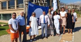 Δήμος Αποκορώνου: Ανάρτηση πρώτης Γαλάζιας σημαίας