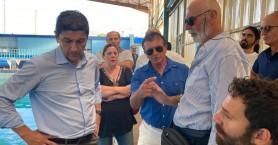 Τι είπε ο Λ. Αυγενάκης για το ενεργό κολυμβητήριο Χανίων