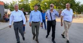 Γίνονται πράξη οι δεσμεύσεις του Λ. Αυγενάκη για τα Χανιά