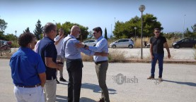 Λ. Αυγενάκης: Θλίψη και ντροπή για τις εικόνες στο κολυμβητήριο Ακρωτηρίου (φωτο+βιντεο)