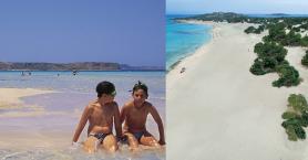 Το καλοκαίρι έφτασε! Απολαύστε καθημερινές εκδρομές σε Μπάλο-Γραμβούσα και Νήσο Χρυσή