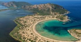 Η φημισμένη και εντυπωσιακή παραλία της Πελοποννήσου