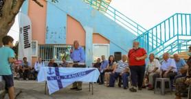 Ο ΝΟΧ τίμησε τους θεμελιωτές του Κολυμβητηρίου Χανίων