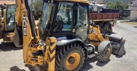 Δύο νέα μηχανήματα έργων απέκτησε ο Δήμος Πλατανιά