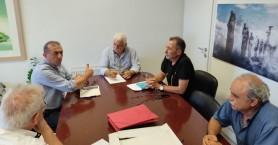 Συνάντηση Βαρδάκη – Σταυρακάκη για τα προβλήματα που αντιμετωπίζει η Βιάννος