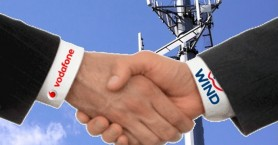 Συμφώνησαν Wind και Vodafone για σύσταση εταιρείας κοινής συμμετοχής