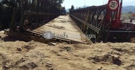 Χανιά: Αντιδράσεις κατοίκων για την απομάκρυνση της γέφυρας στο Πατελάρι (φωτο-βίντεο)